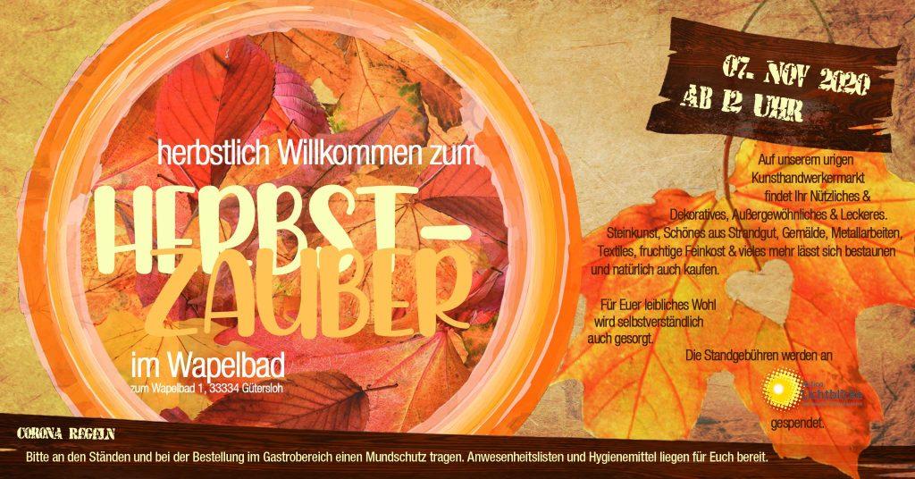 Wapelbad Herbstzauber Gütersloh