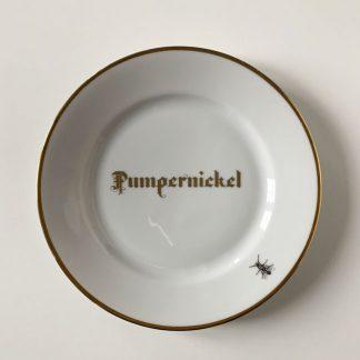 Wandteller-Pumpernickel
