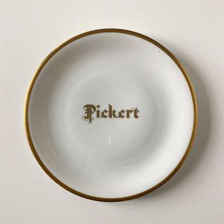 Wandteller-Pickert
