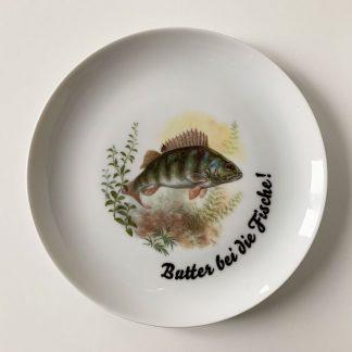 Wandteller-Fisch